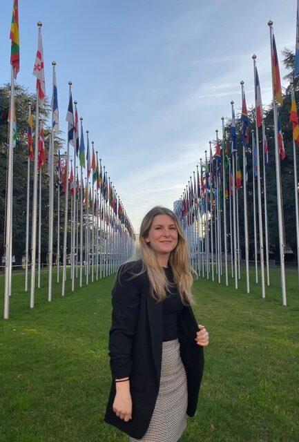 « Il est important de montrer aux jeunes comme aux âgées que l'ONU est plus que seulement un forum pour résoudre des conflits »