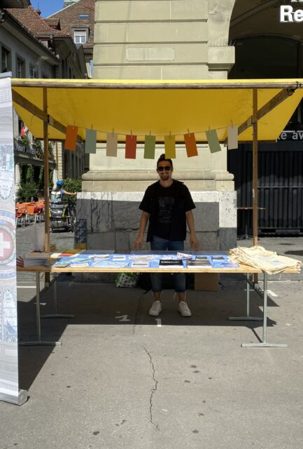 Tag der UNO-Charta / SDG-Walk Bern